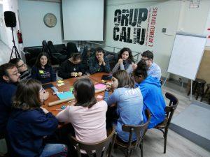 LADD (L'Associació en Defensa dels Drets de les Persones amb Discapacitat Intel·lectual) - Bloc - El Consell de Defensors de la LADD comença a treballar