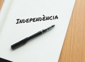 LADD (L'Associació en Defensa dels Drets de les Persones amb Discapacitat Intel·lectual) - Valors - Independència