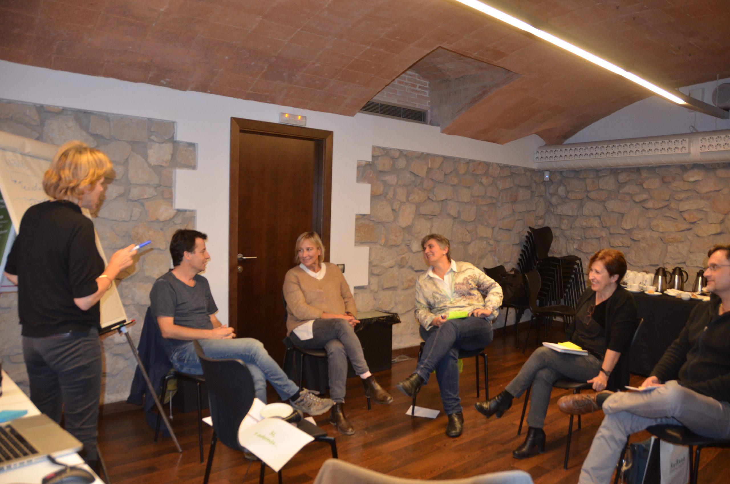 LADD (L'Associació en Defensa dels Drets de les Persones amb Discapacitat Intel·lectual) - Bloc - Projecte de reflexió sobre la inclusió laboral: fase 2
