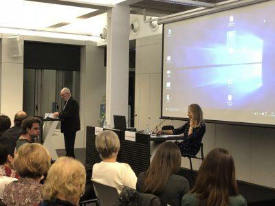 LADD (L'Associació en Defensa dels Drets de les Persones amb Discapacitat Intel·lectual) - Bloc - Resum de la conferència del Síndic Sr. Rafael Ribó