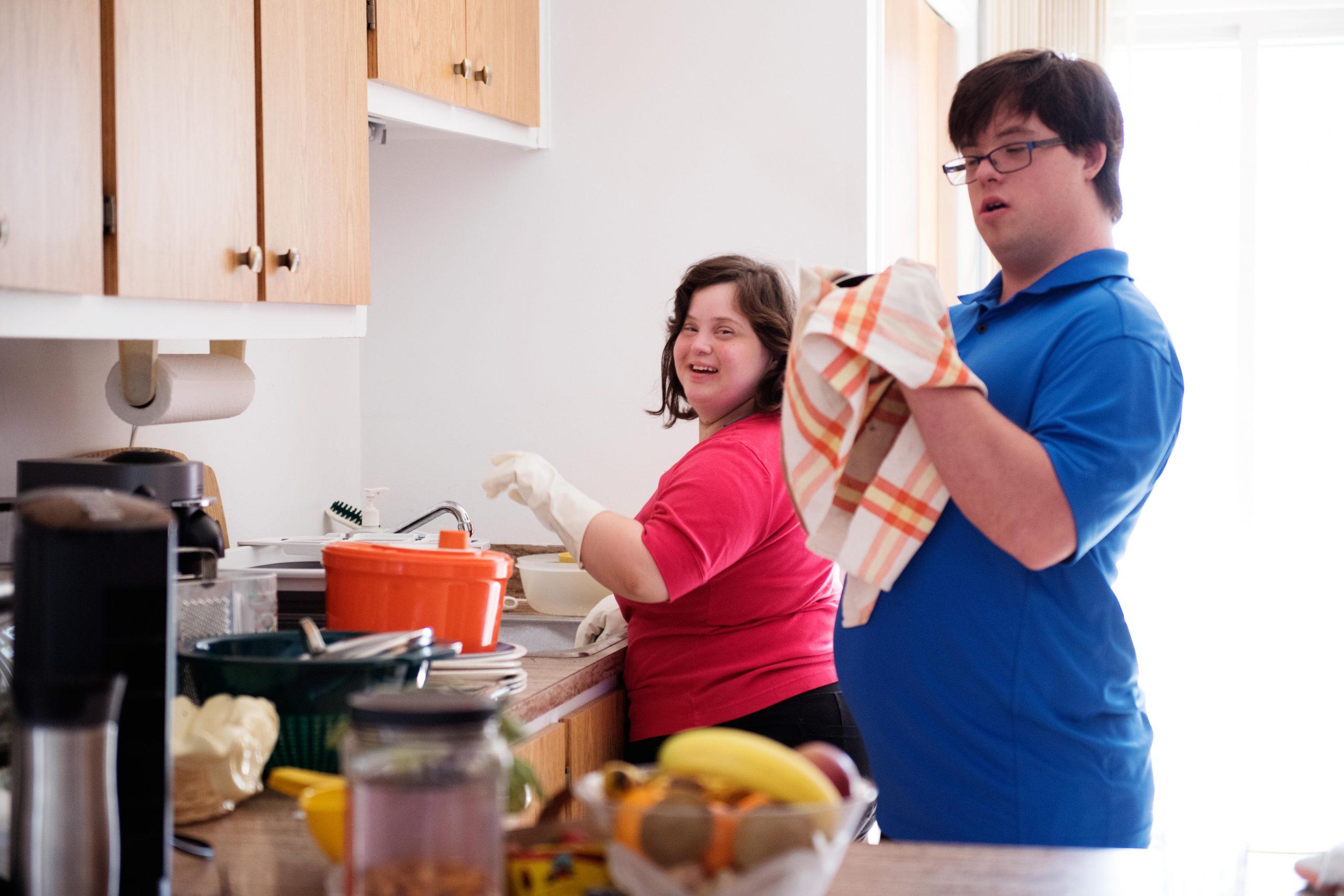 Vida independent persones amb discapacitat intel·lectual